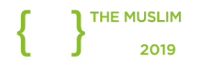 The Muslim Lifestyle Expo 2019 logo